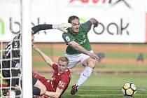 V zápase HET ligy FK Jablonec - SK Sigma Olomouc (0:0) mrzely jabloneckého kouče Petra Radu také nevyužité šance, kterých měli jeho svěřenci na kopačkách několik.