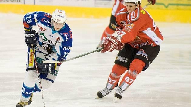 HC Vlci Jablonec vs HC Klatovy