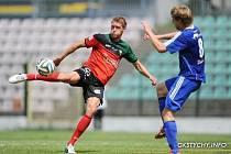 Bohatou fotbalovou kariéru má za sebou Tomáš Dočekal ze Smržovky. A před s sebou ještě mnoho plánů.