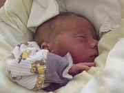 VÁCLAV MACHÁČEK se narodil ve středu 2. srpna mamince Tereze Macháčkové z Tanvaldu. Měřil 46 cm a vážil 2,67 kg.