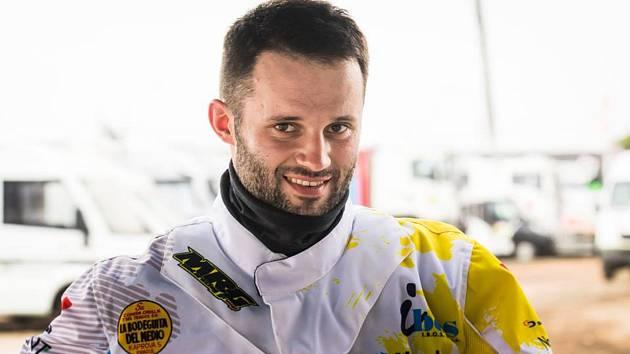 Milan Engel z Josefova Dolu jede na legendárním Dakaru letos už počtvrté.