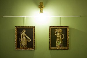 Výstava gobelínů Gordany Momičové
