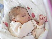 ELIŠKA VANČUROVÁ se narodila v sobotu 22. dubna mamince Haně Vančurové z Rychnova u Jablonce nad Nisou. Měřila 49 cm a vážila 3,68 kg.
