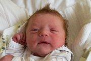 LUKÁŠ KOCH se narodil v úterý 3. října mamince Romaně Kochové z Proseče nad Nisou. Měřil 48 cm a vážil 3,25 kg.