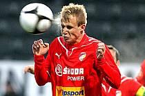 Domácí FK Baumit Jablonec hostil družstvo z popředí tabulky FC Viktorii Plzeň.