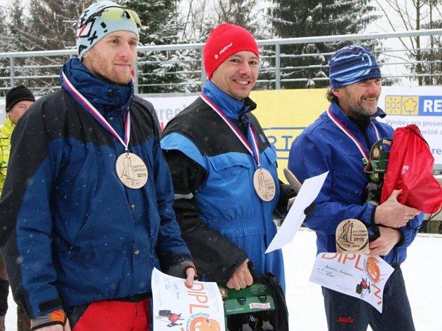 Liberecký Skiatlon 2016