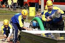 2. kolo Podkozákovské hasičské ligy 2009. Muži z Dolního Přimu A si cestovali pro 10. místo téměř 70 kilometrů.