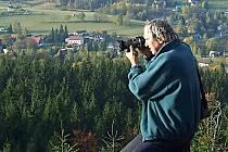 Fotograf František Mrva.