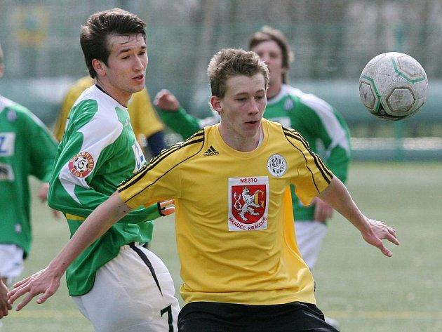 Dorostenci Baumitu Jablonec porazili Hradec Králové 4:0.
