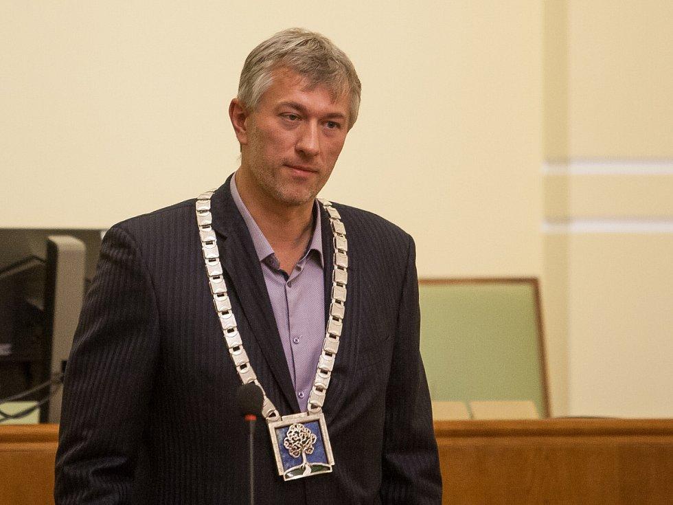 Petra Beitla vystřídal v křesle jabloneckého primátora Milan Kroupa