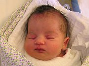 Viktorie Šándorová se narodila Markétě Šándorové z Jablonce nad Nisou 3.11.2016. Měřila 49 cm a vážila 3170 g.
