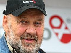 Ludvík Hess, zakladatel babyboxů.