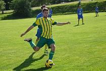 Nejlepší střelec I. A třídy v podzimní části soutěže, autor 16 gólů.