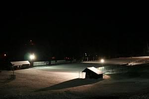 Běžecký stadion v Bedřichově