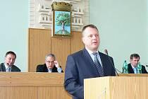 Pětatřicetiletý Marek Řeháček se funkce tajemníka Městského úřadu v Jablonci ujme v pondělí 3. ledna 2010.