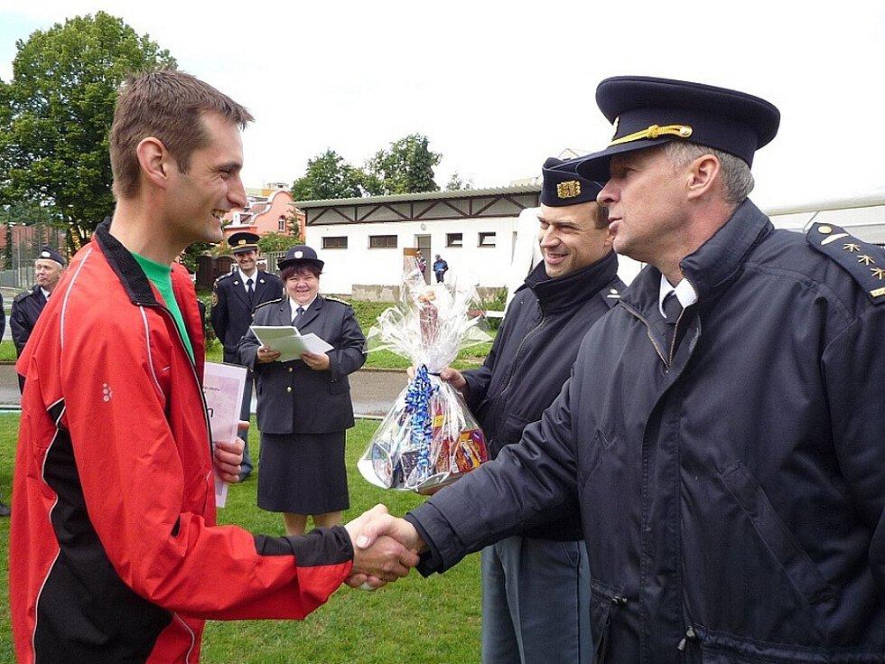 Tradiční Krajská soutěž v disciplínách požárního sportu HZS Libereckého kraje se uskutečnila ve čtvrtek 11. června v areálu požární stanice v Liberci v Šumavské ulici.