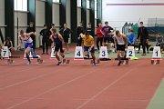Na krajském atletickém víceboji se sešlo v Jablonci 220 závodníků z celé republiky. Bojovali o limity na Mistrovství České republiky.
