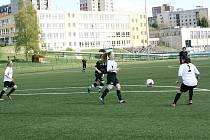 Fotbalistky FK Baumit bojují o body