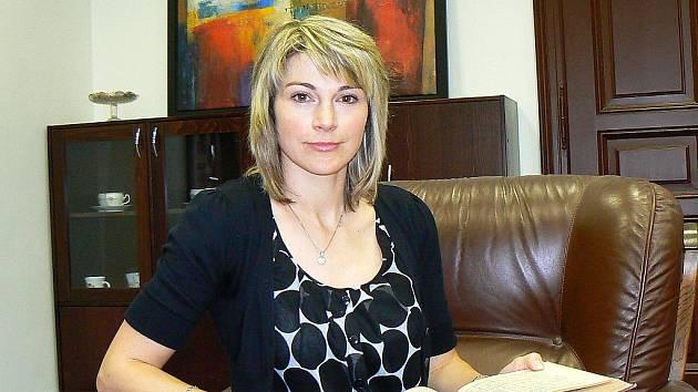 Ivana Weberová, poslankyně Parlamentu ČR za Liberecký kraj - ODS.