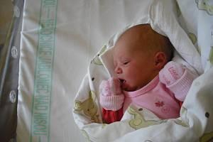 Nora Justová se narodila se 17.března mamince Petře Palasové z Jablonce nad Nisou.Vážila 3,02 kg a měřila 49cm.