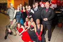 Benefiční ples ČČK Jablonec v Eurocentru již tradičně otevírá sezonu společenských akcí.