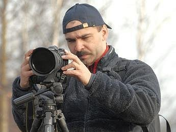 Pavel Onodi, současný šéf jabloneckých strážníků je svou vášní k fotografování znám.