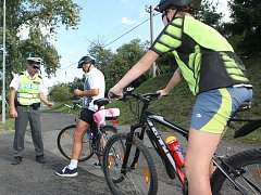 Policisté kontrolovali na alkohol i cyklisty - ilustrační snímek