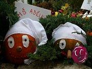 Dýňobraní aneb svátek dětí dýní a strašidel v Domu vína v Jablonci nad Nisou.