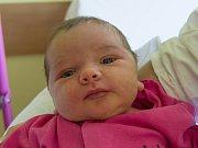 JOSEFÍNA MALÁ se narodila ve středu 31. května mamince Veronice Malé z Liberce. Měřila 52 cm a vážila 4,42 kg.
