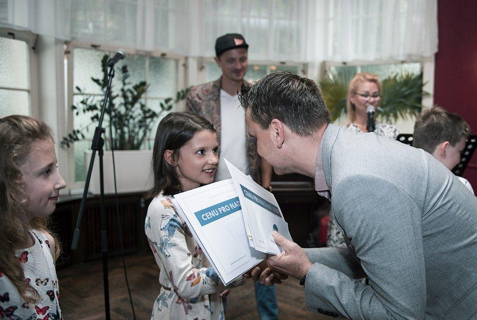 Cena pro nadané, kterou nadaným žákům a studentům uděluje město Jablonec nad Nisou, letos vstoupila do svého 5. ročníku.