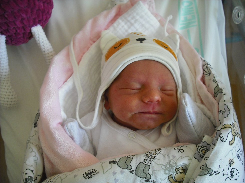 Patricie Sychrovská. Narodila se 21.února v jablonecké porodnici mamince Romaně Repaské z Železného Brodu.Vážila 1,98 kg a měřila 42 cm.
