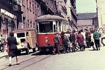 Tentokrát se podíváme na začátky tramvajové dopravy