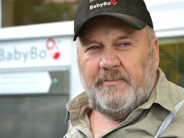 Ludvík Hess, zakladatel babyboxů vČeské republice.
