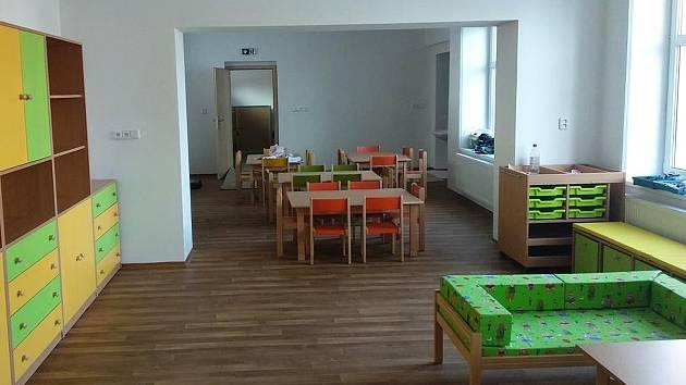 Rekonstrukcí prošly i prostory Mateřské školy Smržovka v Havlíčkově ulici, přibyla i nová třída pro dalších 24 dětí. Odloučené pracoviště na I. stupni ZŠ ale zůstane kvůli nárůstu dětí.