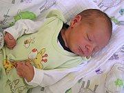 Štěpán Machačka se narodil Petře a Vítovi Machačkovým z Jablonce nad Nisou 21. 2. 2016. Měřil 50 cm a vážil 3120 g.