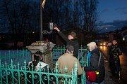Požehnání opravenému kříži v ulici Čs. armády v Jablonci nad Nisou se uskutečnilo 8. prosince. Zároveň proběhl v Domě česko-německého porozumění trh drobných radostí, odeslání přání Ježíškovi a sousedské setkání. Program byl završen rozsvícením vánočního