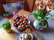 Velikonoce v Dášence.