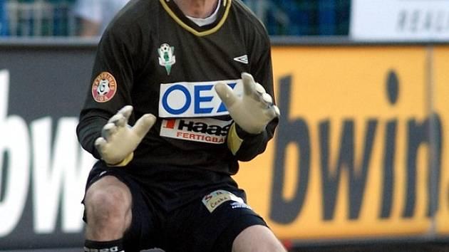 Brankář Michal Špit v derby s Libercem čaroval a jen díky němu neodjel Jablonec od Nisy s větším přídělem.