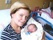Štěpán Vaňátko se narodil Adéle Noskové a Karlovi Vaňátkovi ze Železného Brodu 9.9.2015. Měřil 50 cm a vážil 3250 g.