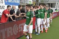 Jablonečtí borci porazili v derby Slovan Liberec.Mají za sebou úspěšnou sezónu a těší se na zasloužené volno.