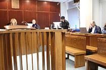 Soudní síň. Ilustrační snímek.