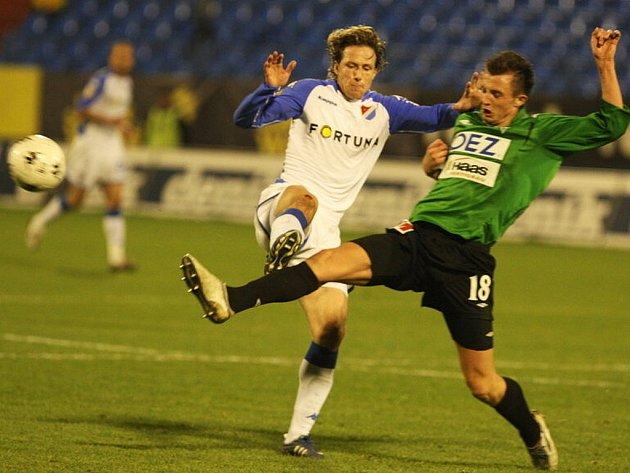 Jablonečtí fotbalisté FK BAUMIT sehráli poslední podzimní duel na ostravských Bazalech, kde podlehli místnímu Baníku 1:3.