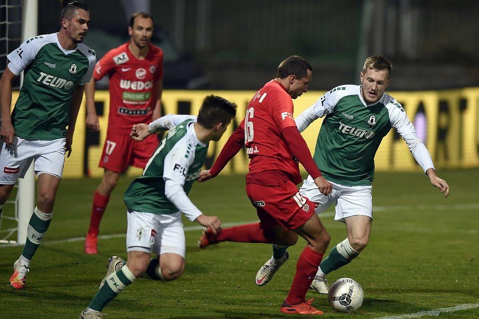 Fotbalisté Jablonce restartovali fotbalovou sezonu pátečním zápasem 7. kola FORTUNA:LIGY doma s Brnem.
