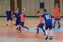 Malí fotbalisté FK Jablonec kategorie U9 se zúčastnili Mikulášského turnaje, na kterém vybojovali bronz