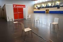 V jablonecké sportovní hale vzniká ve spolupráci magistrátu a Nemocnice Jablonec očkovací centrum