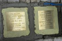 Kameny zmizelých - stolpersteiny