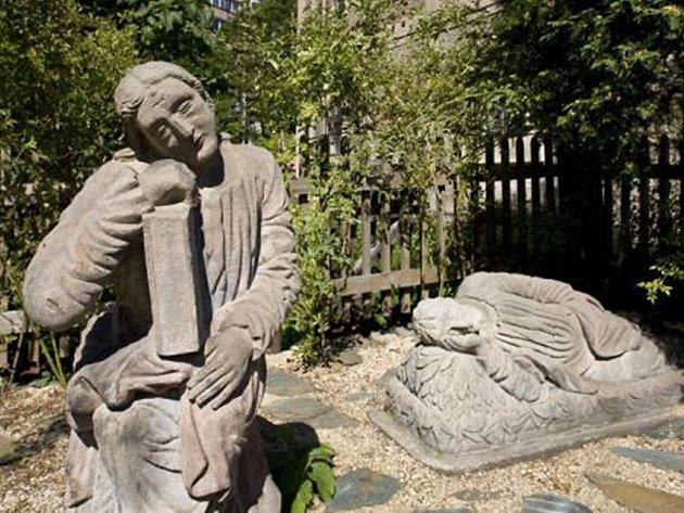 Z Getsemanské zahrady