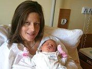 Karolína Meierová se narodila Jitce a Jaroslavovi Meierovým z Turnova dne 2.11.2015. Měřila 49 centimetrů a vážila 3400 gramů.