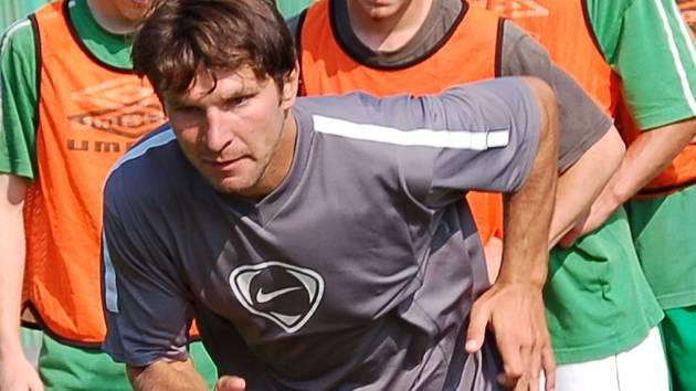 Roman Skuhravý, trenér dorostu FK Jablonec 97