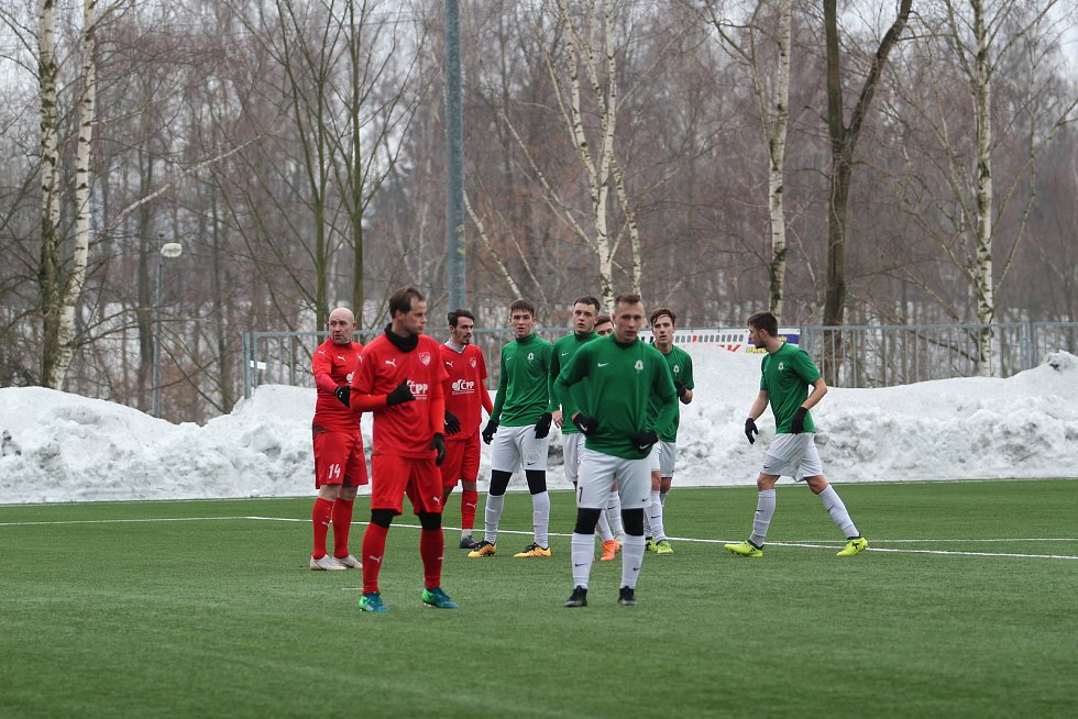 Před začátkem divizní soutěže mají hráči Jiskry Mšeno pod vedením trenéra Jaroslava Vodičky před sebou ještě několik přípravných zápasů.